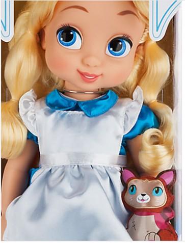 Alice In Wonderland Doll Disney Animator Collection
