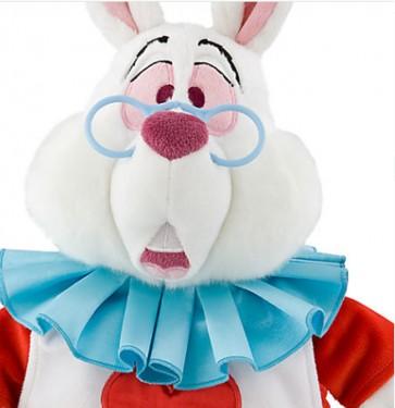 rabbit plush alice wonderland