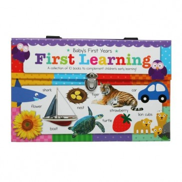 Baby's First Years First Learning Carry Case