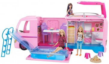 Barbie DreamCamper play set