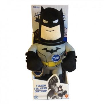 batman super hero plush talking