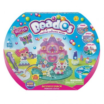 Beados Activity Pack Princess Castle Toy
