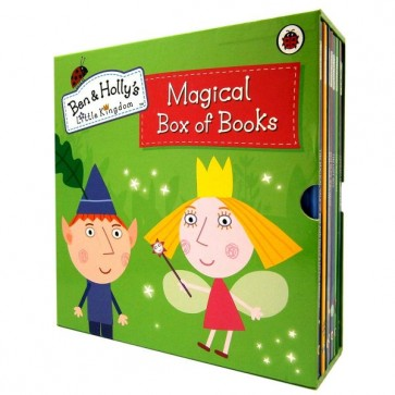 Ben & Holly's Little Kingdom: Magical Box Of Books