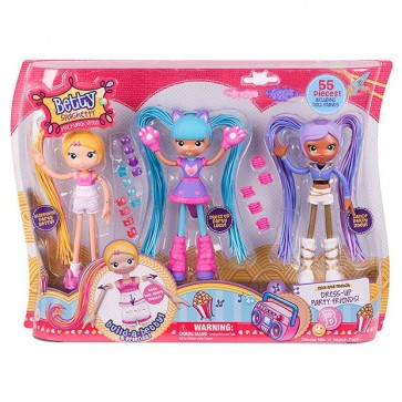 Betty Spaghetty Deluxe Mix n Match Pack