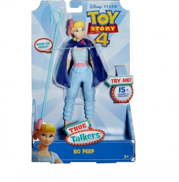 Disney Pixar Toy Story 4 True Talkers Figure - Bo Peep