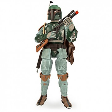 Disney star wars Boba Fett