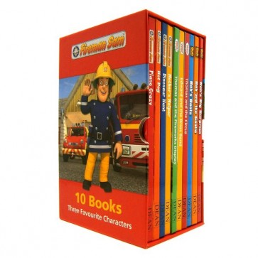 Bob the Builder, Thomas & Friends and Fireman Sam Story Collection, by Robin Davies