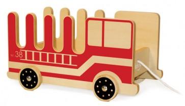 Book Buggee Fire Truck