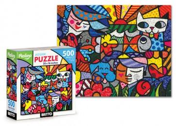 Britto Jigsaw Puzzle Pkolino