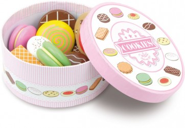 cake macarons toy set vilac