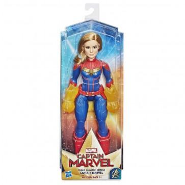 captain marvel doll