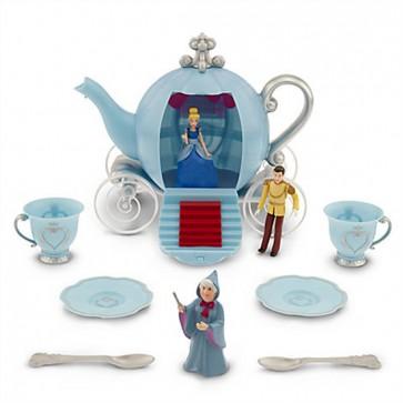 DISNEY Princess Cinderella Tea Set Play Set