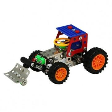 Construct Excavator Toy construction