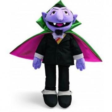 Sesame Street Count Von Count Plush