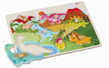 Dinosaur Puzzle Toy Classic World