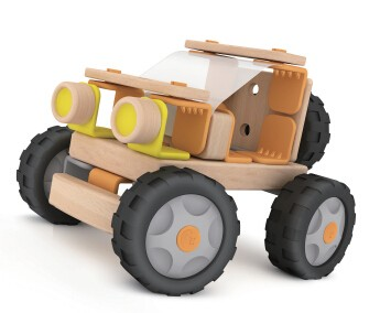 Off-road car truck Vehicle by Classic World