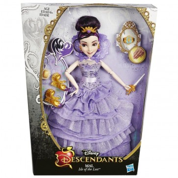 descendants mal doll