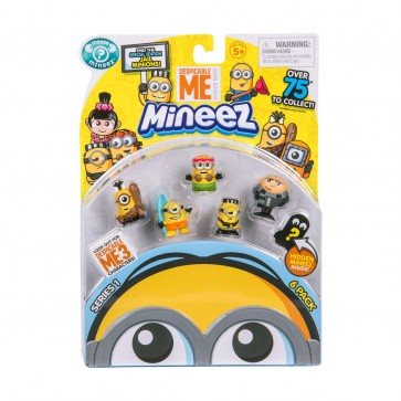 Despicable Me mineez deluxe Pack