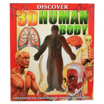 Discover 3D Human Body book