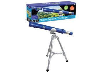 Discovery Kids beginner 30MM Explorer Telescope