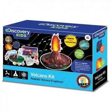 Discovery Kids - Volcano eruption kit