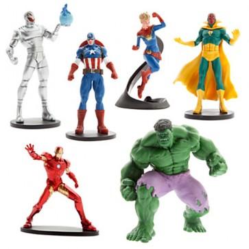 The Avengers Figure Play Set