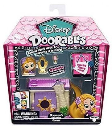 Disney Doorables princess Rapunzel play set