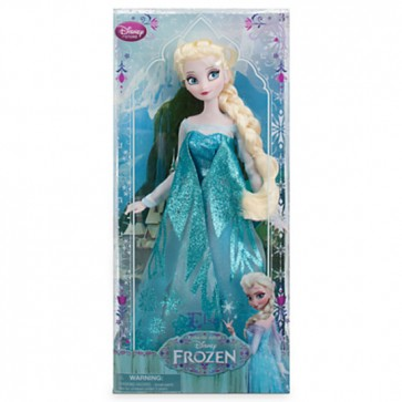 Disney Frozen Elsa of Arendelle Doll
