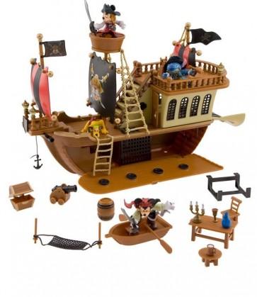 disney pirate ship toy