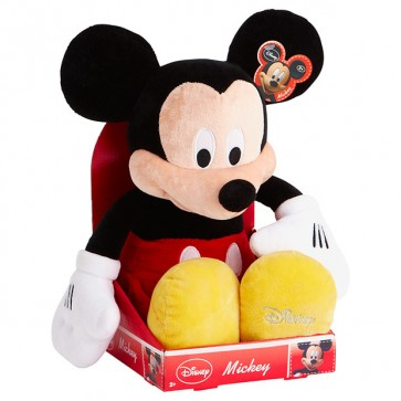 mickey mouse soft doll plush