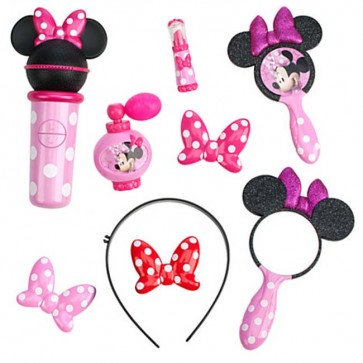 Minnie Mouse microphone play set