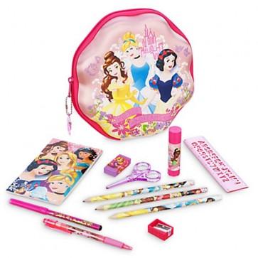 Disney Princess Zip-Up Stationery Kit