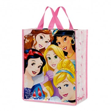 disney princess reusable tote bag