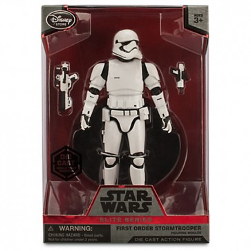 disney star wars Stormtrooper figure