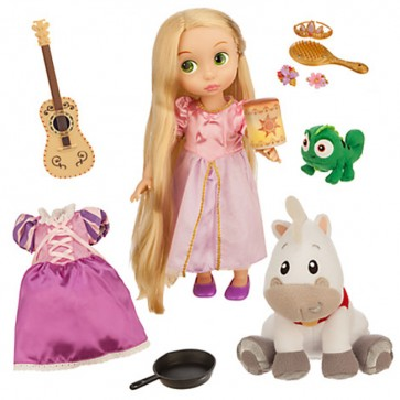 Disney tangled Rapunzel Doll Play Set