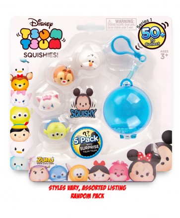 disney Tsum Tsum Squishy key chain