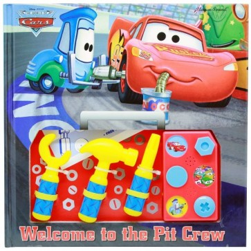 Welcome To The Pit Crew Book story
