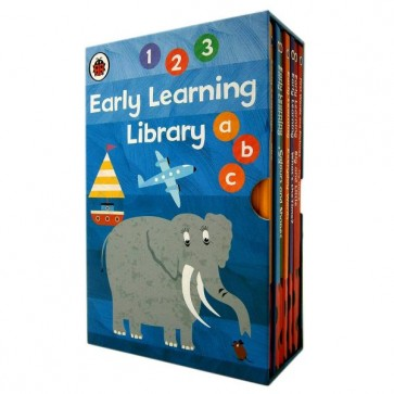 Early Learning Library Book Set
