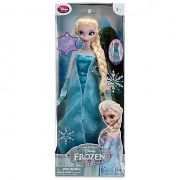 princess elsa singing doll