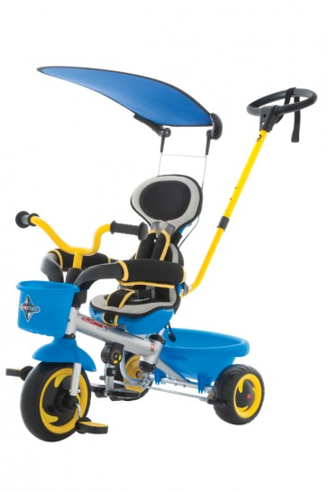Eurotrike kids tricycle with Canopy