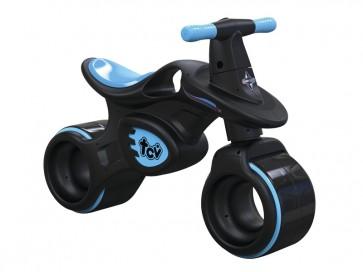 Eurotrike TCV Ride On Balance Bike Blue