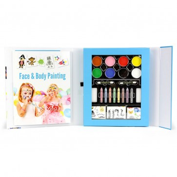 Face Painting Temporary Tattoos kit