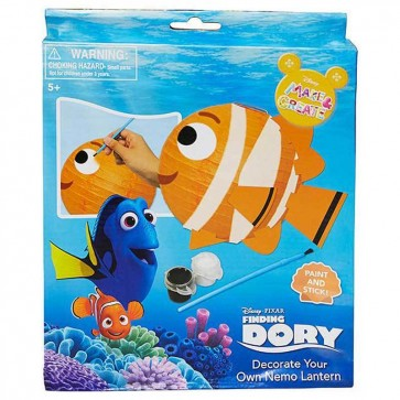 Finding Dory Decorate Your own Nemo Lantern