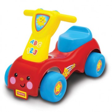 Fisher-Price Lil' Scoot 'N Ride