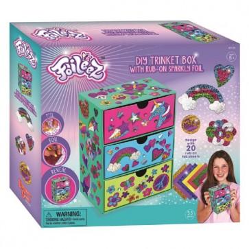 Foileez Trinket jewelry box Basket