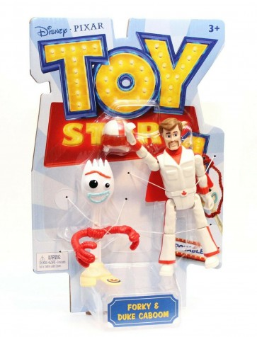 forky and duke caboom posebale figure toy story 4