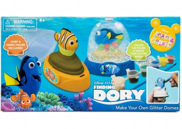 disney finding dory dome