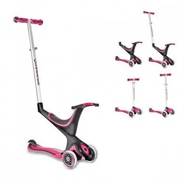 globber kids scooter 5-in-1 scooter