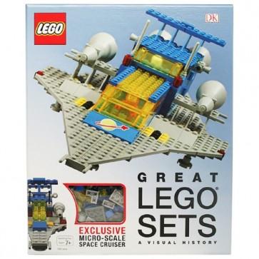Great LEGO Sets: A Visual History – By Daniel Lipkowitz, Helen Murray