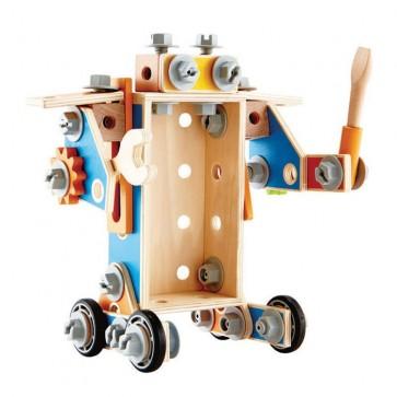 Hape bolt screwdriver toy